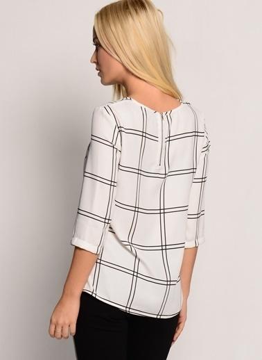 Vero Moda Vero Moda Beyaz Bluz Beyaz